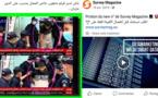 سخرية واسعة من الجزائر بسبب شريط مفبرك يدعي تورط المغرب في تهديد نظامها العام
