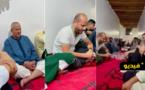 شاهدوا.. رئيس جماعة الناظور سليمان أزواغ كما لم تروه من قبل وهو يجود القرآن