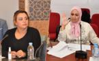 استقالة ابتسام مراس من عضوية المجلس الإقليمي للناظور وتعويضها بسعيدة بلخير