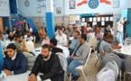 الاتحاد المغربي للشغل بالناظور ينظم اربعينية المرحوم رشيد العزاوي