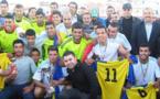 جمعية حلاقي في دوري نهائي لكرة القدم برأس الماء