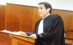 الأستاذ إبراهيم المحمــوحــي كاتبا لندوة التمرين