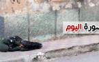 صورة اليوم : كالعادة دائما.. هكذا ينام المئات من المتشردين بمدينة الناظور