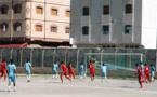 فريق امل العروي يحقق الفوز على نهضة سلوان