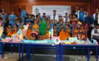 جمعية الحي العمالي للتنمية والبيئة بازغنغان تنظم ورشة في الأعمال التطبيقية لفائدة الأطفال