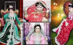 """إفتتاح صالون """"آسيا"""" للحلاقة وتزيين العرائس بالناظور بمواصفات عصرية وحديثة"""
