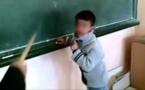 تلميذ تغيب عن الدراسة 15 يوما والسبب بطش أستاذه والفزع منه ببني سعيد