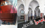 لصوص بالناظور لا يبالون بحرمة المساجد ويسرقون أحذية المصلين خلال أداء فريضة الصلاة