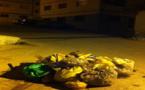 حي ديور الملك  بالحسيمة يشتكون ضعف خدمات شركة النظافة