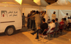 افتتاح حملة التصدق بالدم بأمزورن