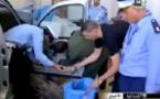 فيديو حجز مخدرات بميناء الحسيمة