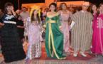 مؤسسة مرجان بالحسيمة تنظم عرضا للأزياء التقليدية