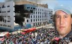 """الصحفي """"رشيد نيني"""" يتطرق لحريق """"سوبير مارشي"""" في عموده الشهير"""