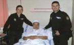سيدة ناظورية تلد على الحدود مع مليلية والشرطة الاسبانية تستدعي سيارة إسعاف خاصة بالحوامل