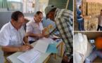 940 فرد من الأسر المعوزة بإبن الطيب وقيادة بني وليشك يستفيدون من عملية توزيع قفة رمضان