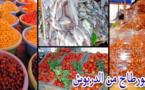 أجواء رمضان تخيم على أسواق الدريوش.. رواج تجاري ملحوظ وارتفاع طفيف في الأسعار