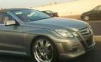 الملك وللا سلمى في جولة بالسيارة قبيل آذان المغرب