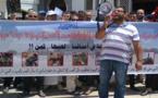 ساكنة الناظور تتضامن مع الشعب الفلسطيني في وقفة تضامنية