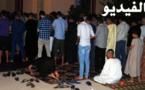 المئات يتوافدون يوميا على المسجد الكبير بكرونة لأداء صلاة العشاء والتراويح