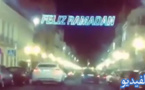 بالفيديو.. مليلية المحتلة تبارك رمضان الكريم لساكنيها