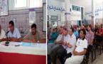 الاتحاد المغربي للشغل بالناظور والدريوش ينظم يوما دراسيا حول مشروع إصلاح صناديق التقاعد