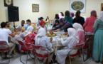 جمعية الإحسان تنظم حفل عشاء جماعي بدار المسنين بالحسيمة