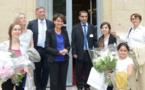 هذا ما كتبته الوزيرة الريفية بلقاسم وهي تكرم صاحبة أعلى معدل باكالوريا في تاريخ فرنسا