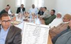 """قائد عين زُورَة يصف أعضاء المجلس بـ """"العْرُوبية"""".. والمَجْلس يُوَجّه استقالة جماعية الى عامل الدريوش"""