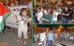 ساكنة الدريوش تخرج في مسيرة تضامنية ضد التقتيل الإسرائيلي المُمَارَس بقطاع غزة