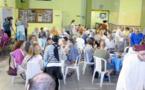 وجبة فطور جماعية للتعريف بمزايا شهر رمضان بتاراغونا باسبانيا