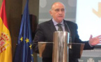 وزير الداخلية الإسبانية يزور مليلية المحتلة بمناسبة الذكرى الـ93 لمعركة أنوال