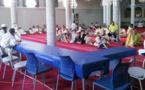 إسباني يعتنق الإسلام بمسجد حمزة بعد اللقاء التواصلي الذي نظمه المجلس العلمي المحلـي بمليلية