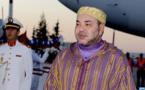 الملك محمد السادس يحل بمدينة وجدة