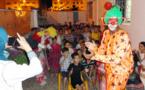 جمعية بناء التنموية لرعاية الأيتام  والأرامل بالدريوش ترسم البهجة على محيا الأطفال اليتامى