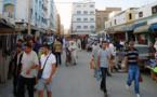 الفوضى تعم شوارع مدينة ابن الطيب في آخر أيام شهر رمضان