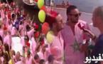 قارب خاص بالمغاربة في استعراض للمثليين بأمستردام الهولندية