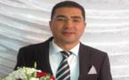 تهنئة بمناسبة زفاف السيد عبد الكريم الدنكير