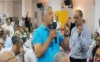 """مهاجرون ناظوريون يجلدون بلدية """"طارق يحيى"""" ويتهمونها بالفساد"""
