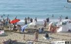 روبورتاج عن أجواء الاصطياف وقضاء العطلة الصيفية في شواطئ الحسيمة