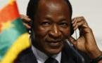رئيس بوركينا فاسو يقضي جزء من عطلته الصيفية بشاطئ البركانيين بجماعة قرية أركمان