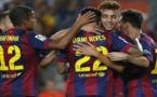 مرة أخرى.. الريفي منير الحدادي يخطف الأنظار مع فريقه برشلونة في الليغا الإسبانية