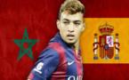 المنتخب المغربي يفقد نجما لا يعوض : منير الحدادي يلعب لصالح المنتخب الإسباني