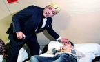 الملك يتكفل بمصابين مغاربة أصيبوا في حادثة سير بفرنسا