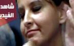 نجاة بلقاسم تذرف الدموع أمام تصفيقات المئات من مناصريها وإشادة الوزير الأول بكفاءتها