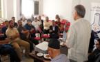 حزب العدالة والتنمية بالدريوش ينظم لقاء تواصليا ويناقش موضوع الحصيلة الحكومية