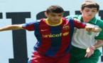 بعد الحدادي.. الناظوري محمد الورياشي ضمن تداريب تشكيلة فريق برشلونة الأول