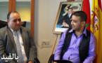ناظورسيتي في لقاء خاص مع القنصل العام للمملكة المغربية بجزيرة مايوركا الإسبانية