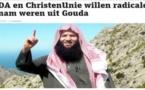 """بلدية """"خودا"""" الهولندية تتهم طارق بنعلي بتجنيد الشباب للقتال في سوريا"""