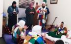 يهودية وهولندية تعلنان إسلامها بالزاوية الكركرية بهولندا