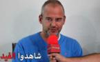 """السياسي الهولندي """"أرنولد فن دورن"""" المعتنق للإسلام يفتح قلبه لناظورسيتي"""